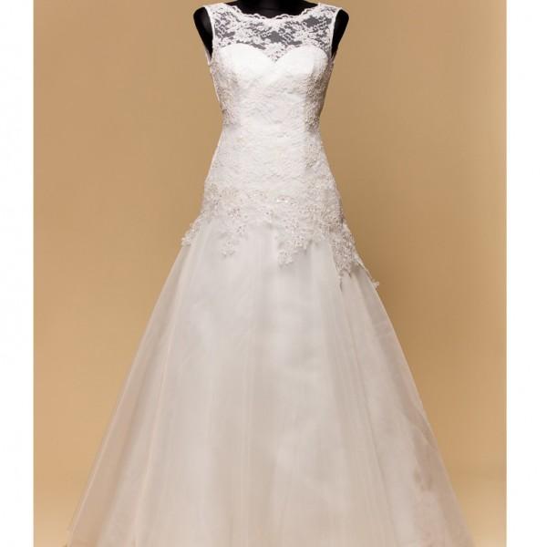 8a28fb93a50c Svadobné šaty Vanesa – Svadobný štýl