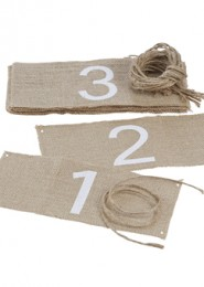 AF-632 Hessian Table Numbers Cutoutlarge